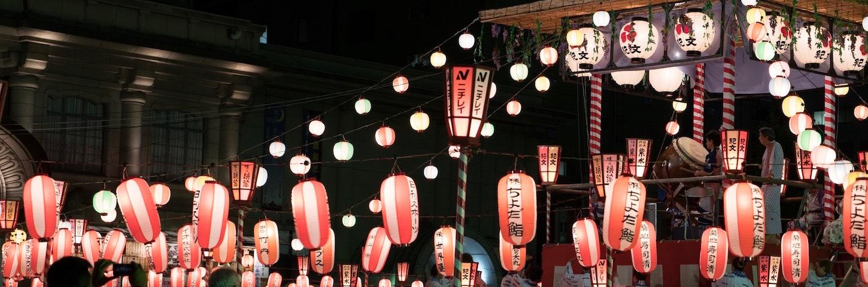 東本願寺盆踊り
