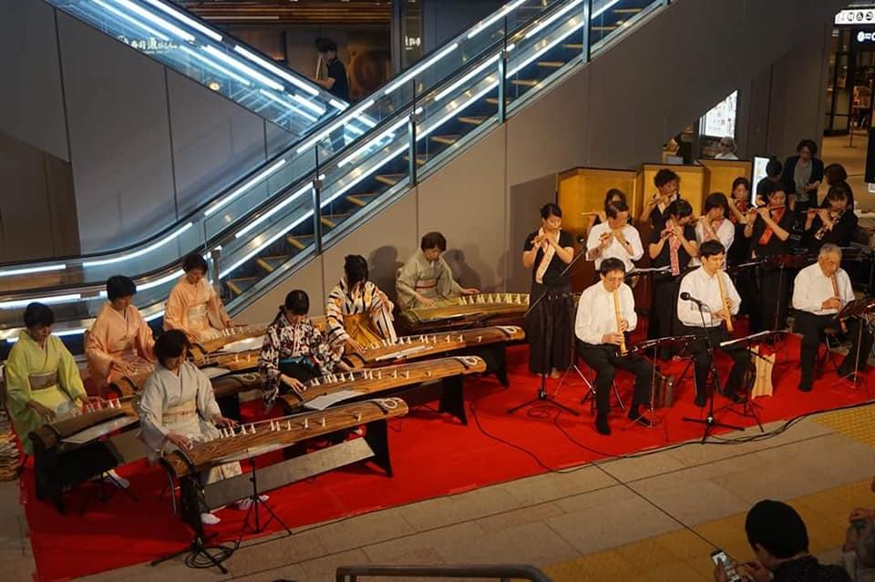 第四回・粋なおとなの和の音色・和楽器展示会