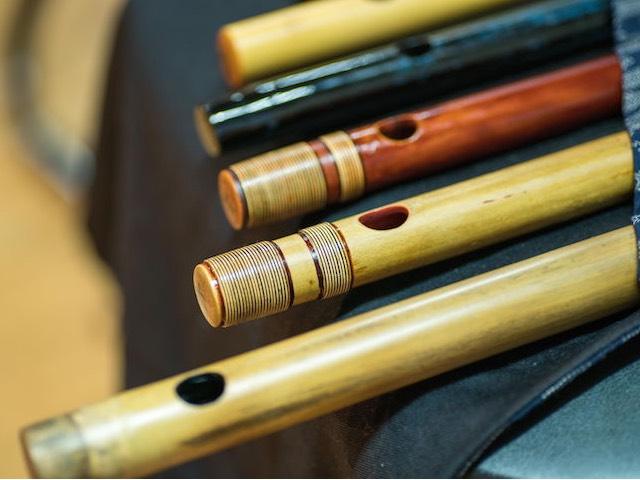 第一回篠笛演奏会