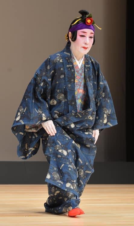 琉球舞踊 志田房子・真木の会